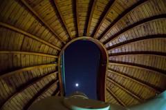 the next destination... ...the moon. (diwan) Tags: germany deutschland sachsenanhalt saxonyanhalt magdeburg city stadt place astronomischeszentrummagdeburg sternwarte teleskop öffnung himmel sky mond experiment google nikcollection plugins viveza2 fotogruppe fotogruppemagdeburg fisheye canonef15mmf28fisheye canoneos5dmarkiv canon eos 2018 geotagged geo:lon=11618840 geo:lat=52171433