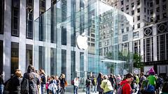 051015-usaontheroad-8110.jpg (Andrea Cavalera) Tags: ilce6000 nyc newyorkcity fifthavenue newyork sel20f28 a6000 applestore sony ny
