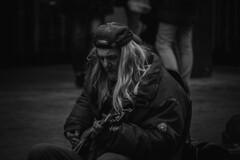 The blues ain't nothin' but a good man feelin' bad (Santiago Koroviev) Tags: blackandwhite blackandwhitephotography blackandwhiteportrait noiretblanc noir portraitnoir streetphotography street bwstreet blues bnwmood moody belgrade beograd bw bnw bnwportrait
