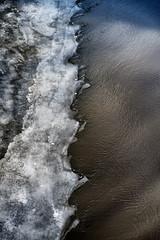 Solid Phase LXXXVI (pni) Tags: karisån karjaanjoki river ice snow karis karjaa finland suomi pekkanikrus skrubu pni water