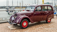 1939  Peugeot 202 Stationwagon (Peter Beljaards) Tags: car peugeot202 1939 ar9223 classic oldtimer peugeot