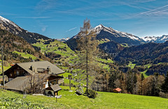 Leysin (cantdoworse) Tags: leysin switzerland landscape mountains swiss europe canon 6d chalet