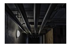 Basement (Housemill) Tags: basement dramatic dark panasonic lumix lx5