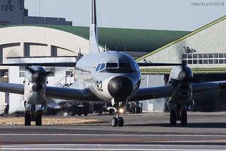 Japan Air Self Defence Force, NAMC YS-11, 12-1162.