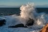 Ola rompiendo (ccc.39) Tags: asturias salinas cantábrico mar ola rompiente rocas costa atardecer coast shore sea seascape wave rocks sunset