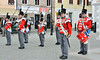 Gibraltar Militia re-enactment (M McBey) Tags: gibraltar militia red tradition keys ceremony r rifle