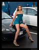Martha (madmarv00) Tags: d800 kapolei kapoleihighschool nikon hawaii honolulu kylenishiokacom oahu martha girl woman model car carmodel dress heels