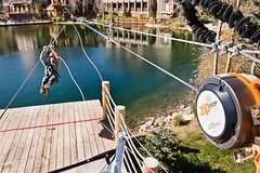 Expert Tips for Zip Line Brake Installations #zipline #expert #design http://j.mp/2wgaY8z (Skywalker Adventure Builders) Tags: high ropes course zipline zipwire construction design klimpark klimbos hochseilgarten waldseilpark skywalker