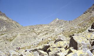 1993-08 Furkota Valley in High Tatra