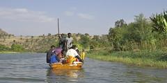 _DSC3837.Båttransport over den blå nilen. (Berit Christophersen) Tags: thebluenile river ethiopia etiopia sonyalpha africa afrika travel tisisat