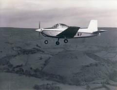 Airtourer G-AYMF (egbjdh) Tags: egbj staverton gloucester
