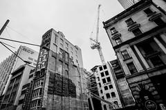 DSC00637 (Damir Govorcin Photography) Tags: blackwhite monochrome sydney cbd george street wide angle sony a7ii zeiss 1635mm