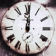 365-79 Clockface (Petespics2010) Tags: filter grunge snapseed clock