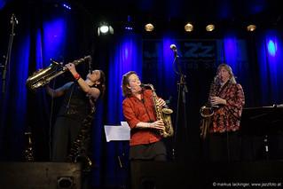 The Tiptons Sax Quartet & Drums