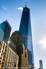 A Phoenix Risen From The Ashes (nywheels) Tags: building buildings structures freedomtower nyc newyorkcity gothamcity bigapple thebigapple manhattan manhattanskyline nikon