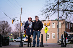Rachel & Dave (49) (Brian Isemann) Tags: the creamery baltimore hampden fuji xt2 xt20 engagement