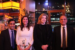 Supporting Women into Public Life with Penny Mordaunt, Abdurrahman Bilgic and Rehman Chishti