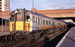Class 421 4CIG 1850 at Southampton Central (Railpics_online) Tags: class421 4cig emu 1850 southamptoncentral