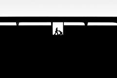 blink (dizbin) Tags: abstract blackandwhite bw black candid dizbin england em10 hampshire hants impression uk light landscape lines minimal monochrome minimum mzuiko noiretblanc olympus omd omd10 photo photograph photography people backlit backlight prime portsmouth street streetphotography silhouette shadow schwarzundweiss sea seafront family buggy outdoors view vacation white wall walk symmetry