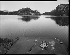 (Eirik Holmøyvik) Tags: boy eyes largeformat 4x5 chamonix schneider 90mm foma fjord norway