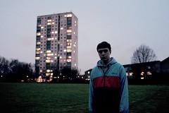 Daubeney FGields (I M Roberts) Tags: daubeneyfields teenager lowerclapton dusk hackney fujix100s