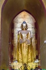 Myanmar-20180324-1288 (ShaneAndRobbie) Tags: mandalayregion myanmarburma mm myanmar burma bagan pagoda temple baganarchaeologicalzone baz ananda
