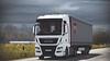MAN (Alex Yatsyk) Tags: man truck trailer krone ets2 game screen screenshot