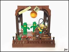 Theatre (jarekwally) Tags: theatre lego minifigures series 18 moc wallyjarek jarekwally jw zbudujmyto brickie lugie lugpol sun