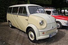 Lloyd LT 600 (1961) (Mc Steff) Tags: lloyd lt 600 1961 bus classicgalaschwetzingen2017