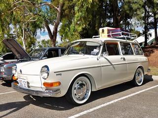 Volkswagen 1600 wagon