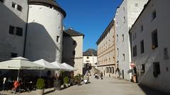 Salzburg, Castle Hohensalzburg, Haupthof [28.08.2014] (b16aug) Tags: altstadt austria aut geo:lat=4779478612 geo:lon=1304746943 geotagged salzburg