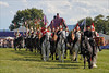 The Troop (meniscuslens) Tags: bucks county show buckinghamshire aylesbury weedon grass field arena horses soldiers uniform horse drum sky clouds household cavalry musical ride