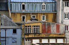 (Jean-Luc Léopoldi) Tags: bretagne façades vieilleville