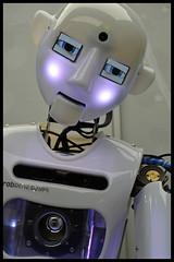 Robothespian (GadgetHead) Tags: robothespian mosi robots manchester nikon nikond3100 d3100 dslr northwest northwestengland england uk unitedkingdom gb greatermanchester tamron tamron16300mm