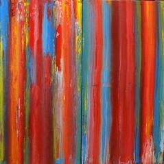Shining earthquake (Peter Wachtmeister) Tags: artinformel art modernart popart artbrut abstract abstrakt acrylicpaint surrealismus surrealism hanspeterwachtmeister