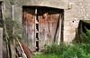 Uncle Jim's Barn, Long Preston, North Yorkshire (SMC1977) Tags: barn nikonfa nikon film barndoors door longpreston yorkshire northyorkshire jamesharrison