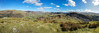 Panorama 0058 (Howie Mudge LRPS BPE1*) Tags: landscape nature ngc nationalgeographic outside outdoors greatoutdoors sky clouds bluesky hills mountains valley pano panorama panoramic grass bracken trees ultrawideangle gwynedd wales cymru uk sony sonya7ii sonyalphagang sigmamc11adapter canon canon1740mmf4l view scenery vista travel