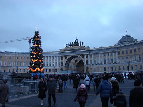 Дворцовая площадь ©  ayampolsky