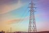 power lines (billdsym) Tags: powerlines lines pylons morninglight