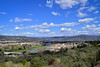 Another view of Florence (Mariano Colombotto) Tags: florence firenze florencia italy italia travel view panorama panoramic nikon photographer photography city ciudad cityscape river sky