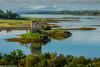 Castle Stalker (AnBind) Tags: grosbritanien unitedkingdom scottland 2017 ereignisse gb schottland september urlaub scotland vereinigteskönigreich