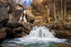 Moli de Salt (McGuiver) Tags: olympus epl5 landscape riu river wildlife cerdanya