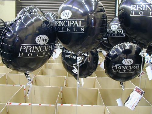 Folieballonnen Bedrukt