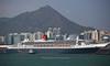 RMS Queen Mary 2, Kai Tak Cruise Terminal, Hong Kong (Daryl Chapman Photography) Tags: queenmary2 cunard hongkong china sar kaitak kaitakcruiseterminal canon 5d 70200l ship vessel cruiseliner cruiseship