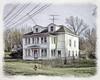#4540 -Lorain Ohio (doyt) Tags: doyt doytcox lorain ohio sketch house urban building dwelling akvis topazlabs