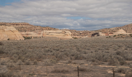 California Zephyr going through Utah