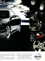 2002 Nissan 200SX GT S15 Page 2 Aussie Original Magazine Advertisement (Darren Marlow) Tags: 2 20 2002 n nissan 200 s x sx 200sx 1 5 15 s15 sports c car coupe cool classic collectors collectible a automobile v vehicle j jap japan japanese asian 00s g t gt