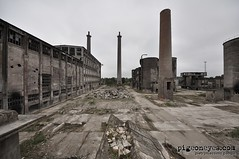 """Amerika"" (Pigeoneyes.com) Tags: fabbrica factory abandoned abbandonata abbandono industry industrial industria pigeoneyes edificiabbandonati"