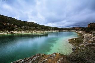 Ruidera, Laguna la Lengua.