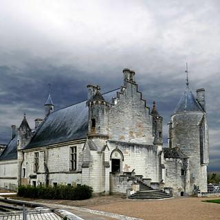 Loches, Logis Royal